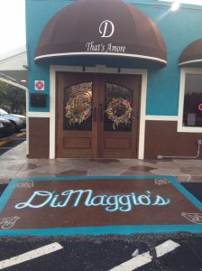 dimaggios outside