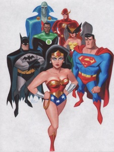 Bruce Timm's Justice League