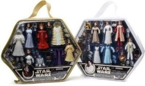 Queen Amidala and Princess Leia Fashion Set
