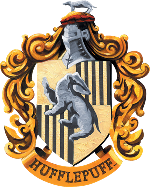Hufflepuff™_Crest_(Painting)